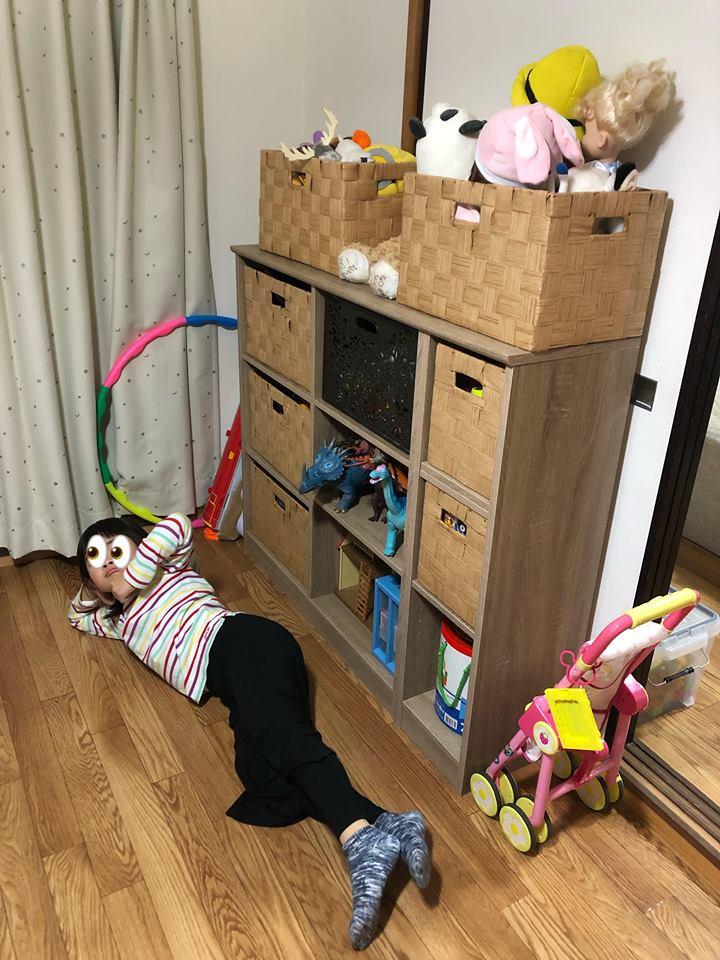 おもちゃ収納