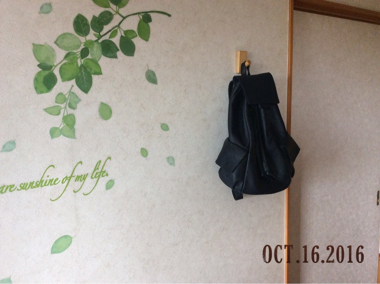 無印の壁につけられる家具