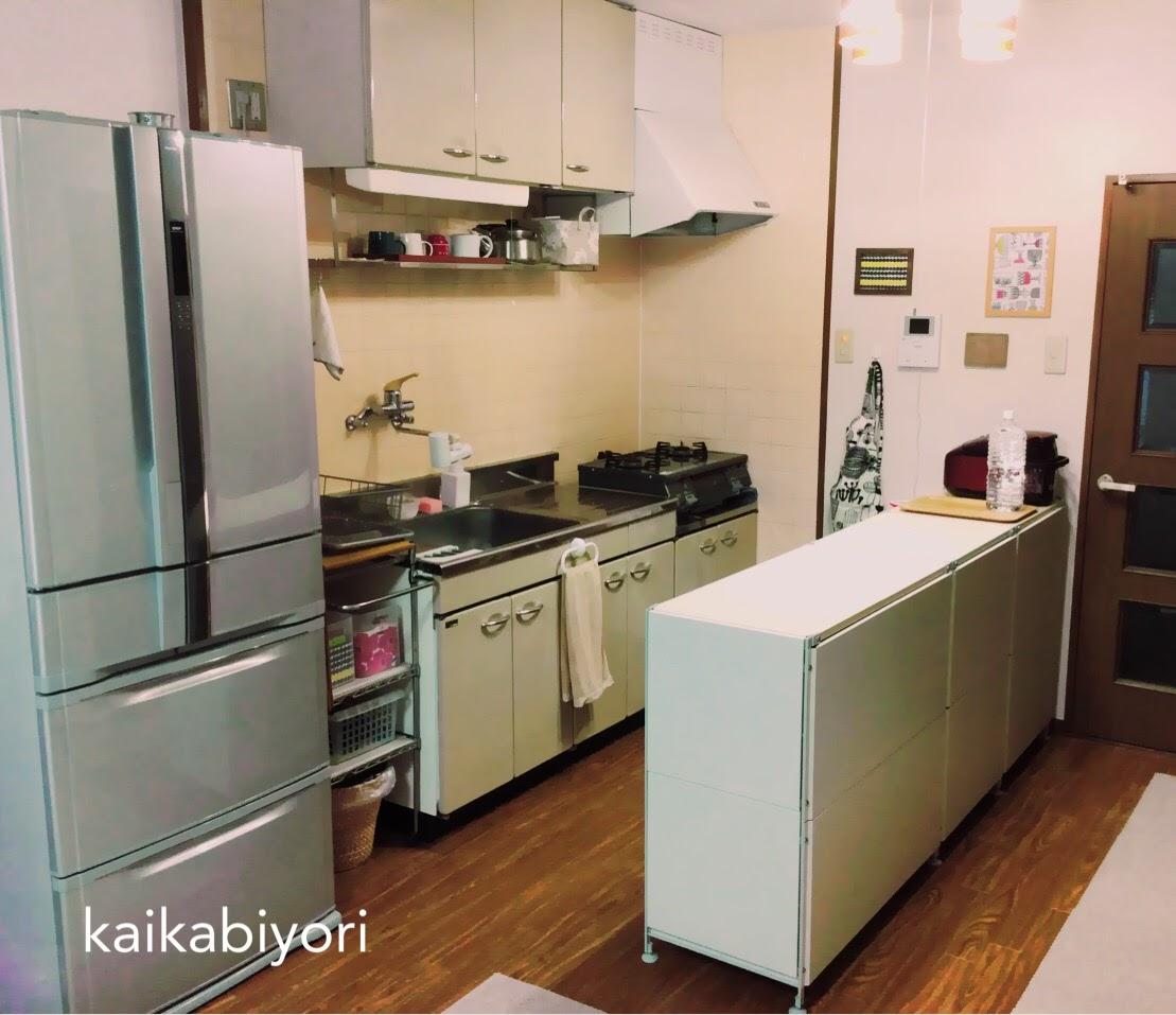 無印キッチン